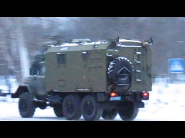 ЗиЛ-131 Военная Полиция
