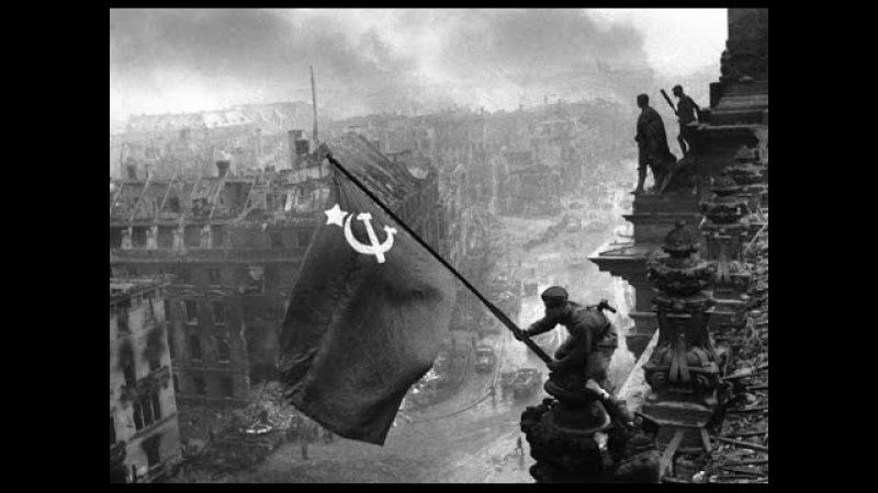 MARCHAS E HIMNOS de la Unión Soviética de la IIGM