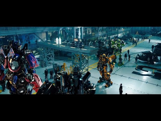 Transformers 3: O Lado Oculto da Lua - Base N.E.S.T (Dublado)