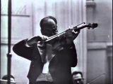 David Oistrakh, G Rozhdestvensky, BSO - Jean Sibelius Violin Concerto
