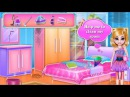 Fun Makeover Cleaning Decoration House For Kids - Twin Girls Room Cleaning – Fun Casual Girl Games