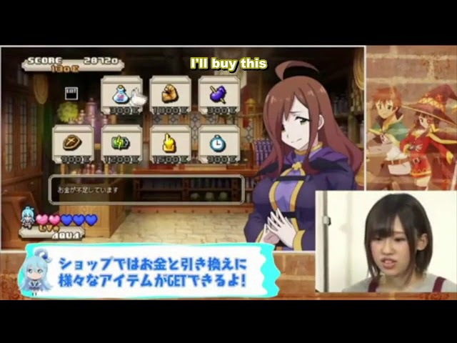 [Eng sub] Konosuba Radio TV Special - Attack of the Destroyer [Part 3]