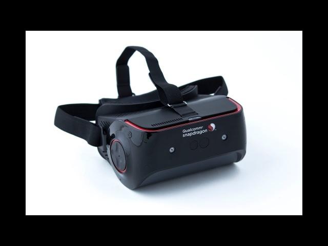 Tobii совместно с Qualcomm разрабатывают VR-шлем с системой отслеживания взгляда