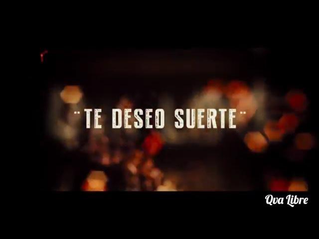Qva Libre - Te Deseo Suerte (Video Oficial)