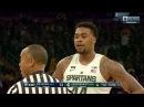 Michigan vs Michigan State Basketball 2018 Big Ten Championship Semifinal