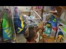 MotoVlog Beli Mainan Anak Beli Susu dan Beli Popok Bayi Murah Di Toko lulu Kids