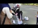 Ada Hantu Di CFD Sudirman Baby Ali Icel berani Salaman Dengan Hantu