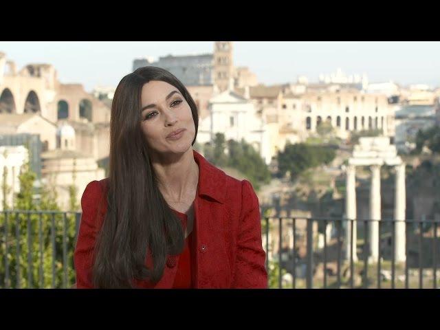 007: СПЕКТР. Інтерв'ю з Монікою Беллуччі