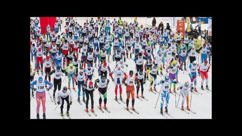 Лыжные гонки 17.03.2018. Масс старт 15 км мужчины. Кубок мира