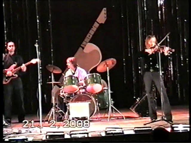 Тальменская Рок-группа Цербер (Свои) Тальменский ДК 21.02.2008