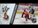 Dallas Stars vs Ottawa Senators March 16, 2018 HIGHLIGHTS HD
