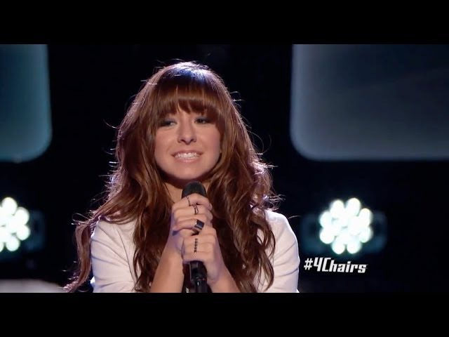 Christina Grimmie - All performance The Voice