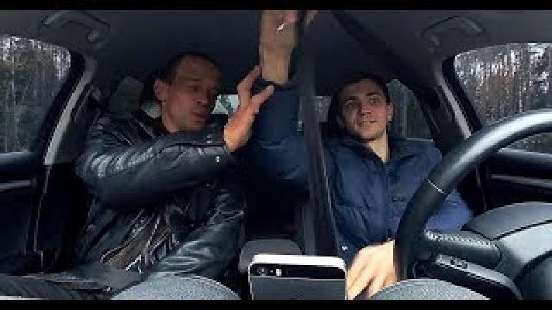 Неадекватный Таксист 21 / ДОИГРАЛСЯ! РАЗБИЛИ СТЕКЛО!