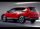 Новенькая Хонда CRV 2018