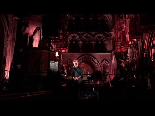 Glen Hansard - A Modest Proposal/Shelter (St. Patrick's Cathedral - November 25, 2017)