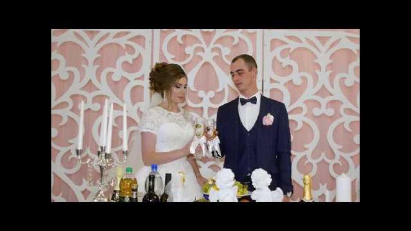 свадебный клип Иван и Альбина 23.09.17