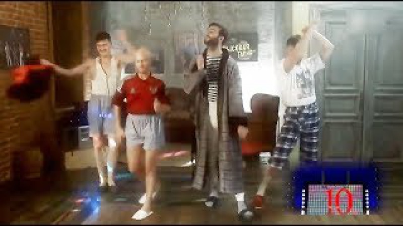 Ульяновских курсантов поддержал Вечерний Ургант ★ Танцуют все!