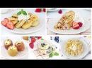 Что приготовить на завтрак 5 ИДЕЙ ДЛЯ ЗАВТРАКА ИЗ ТВОРОГА Простые рецепты