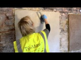 20) Finishing lime plaster (smooth and flat)
