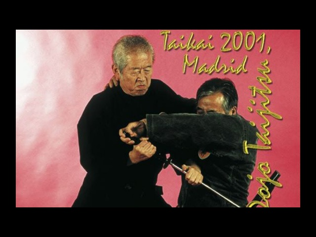 Bujinkan Dojo Taijitsu Taikai de Madrid 2001 Vol 1
