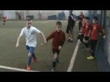 Товарищеский матч АФ (2007-08) - Текстильщик 2008 1-ый тайм 1:0