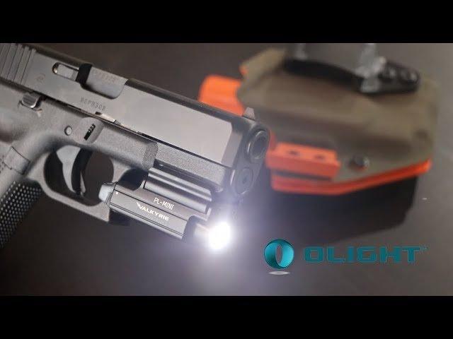 Olight PL-Mini Valkyrie | The best CCW light?