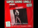 Roni Griffith - Desire Original 12 inch Version 1981