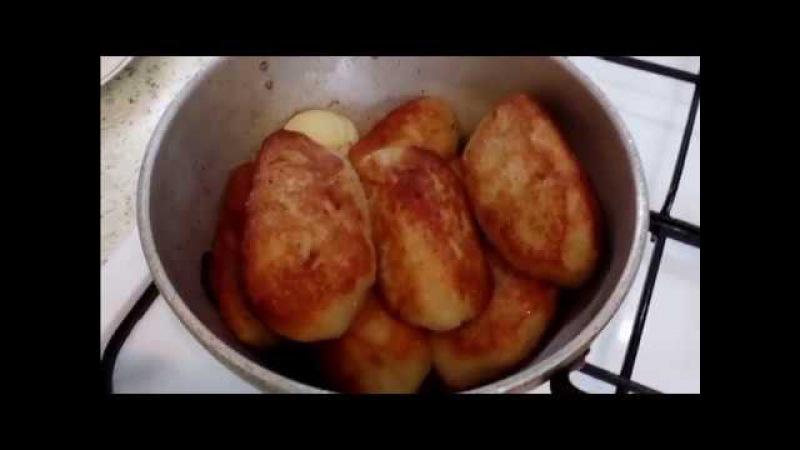Колдуны по- белорусски. Potato cutlets with meat