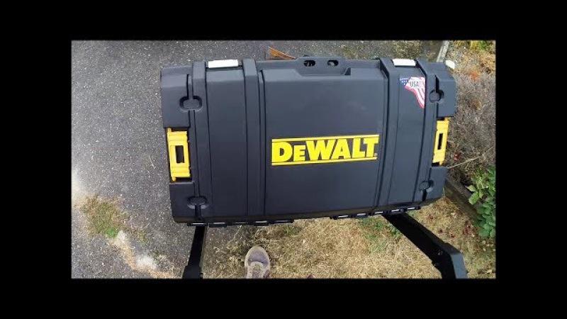 Набор Инструментальных Ящиков DeWalt Tought System DS450 DS130 DS300 2017