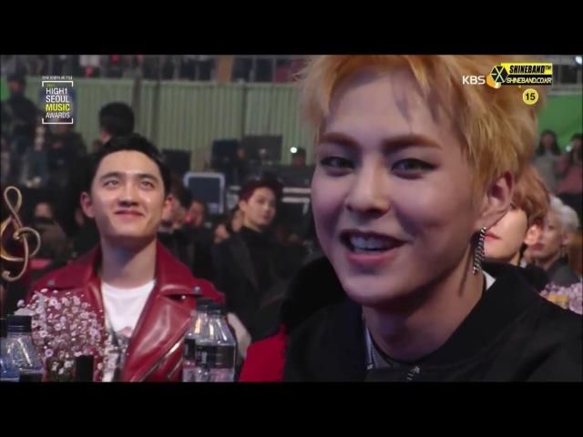 170119 서울가요대상 (Seoul Music Awards) EXO Full Cut