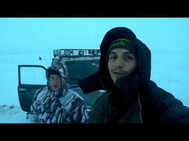 Поездка на озеро Эндра (Ендра) или разведка боем..