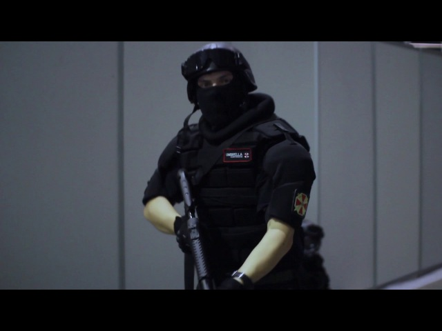 Comrades. Umbrella Corporation Live Action/Video-cosplay
