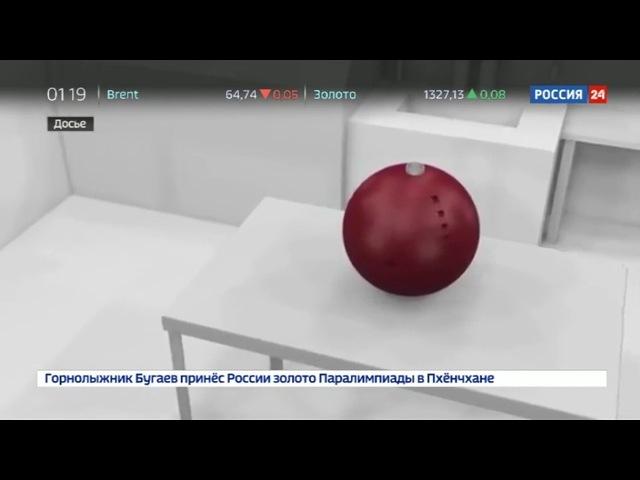 Новости на Россия 24 • Космические фантомы помогают изучать влияние радиации на человека
