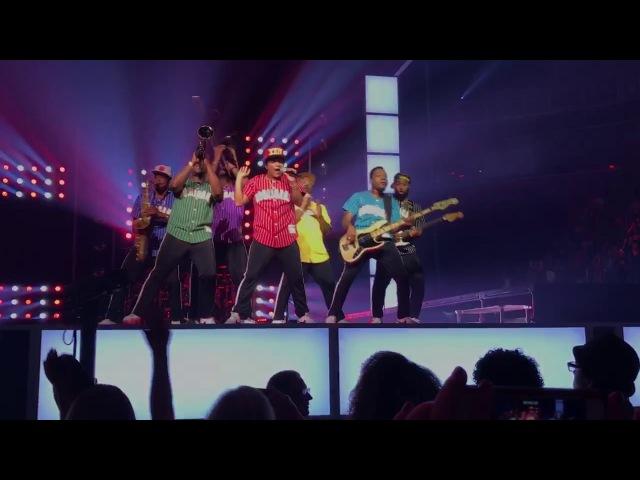 BRUNO MARS PERM LIVE 2017