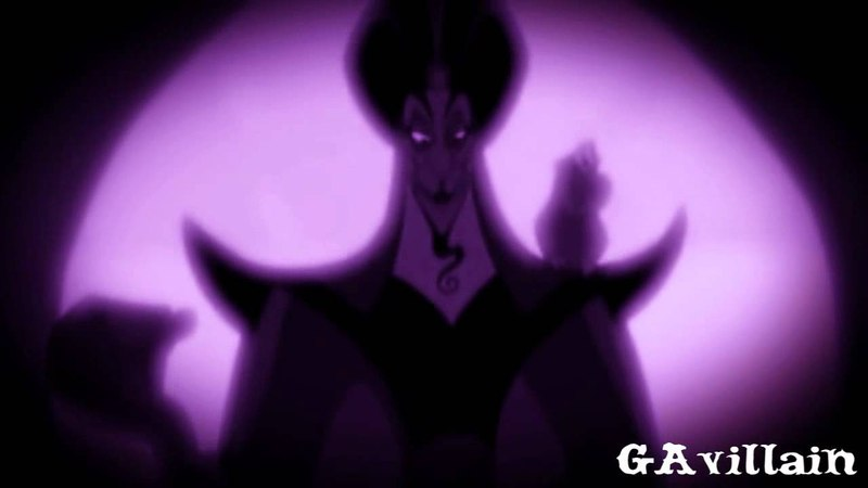 Jafar x Frollo Your Love Will Kill Me