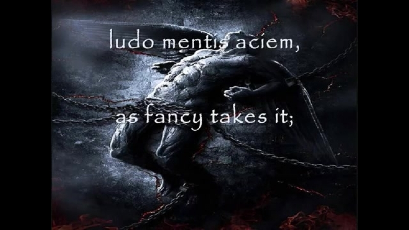 O Fortuna - Latin and English Lyrics