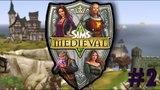 ГОТОВИМ ОБЕД ИЗ КУЗЕНА - The Sims Medieval