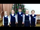 Вокальный ансамбль. Песня про Новый год