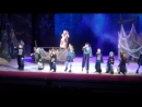 фрагмент премьерного мюзикла М. Дунаевского Алые паруса . Cosa nostra нашего театра