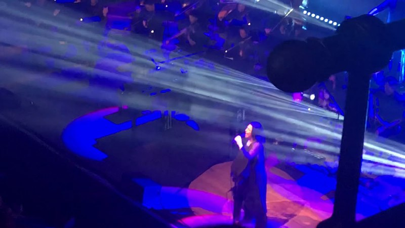 Evanescence - Bring Me To Life - Sheffield City Hall - 6/4/18