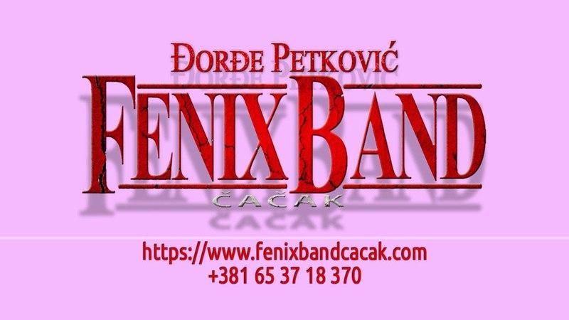 DJORDJE PETKOVIC I FENIX BAND CACAK-NIS-ATMOSFERA-www.fenixbandcacak.com