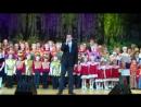Павел Григорьев Солист Вокальной студии Звучание - Поклонимся великим тем годам ( на гала концерте конкурса Родная песня КЦ Р