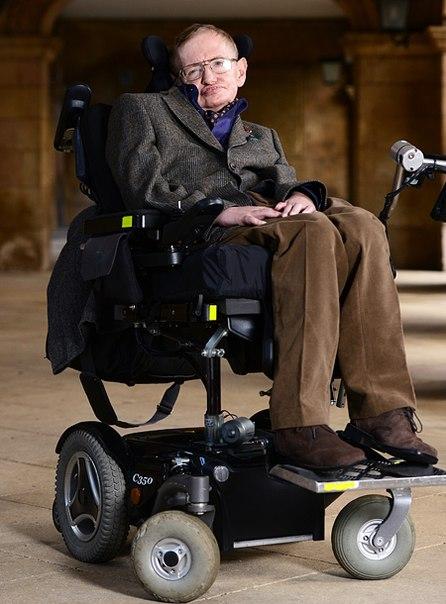 #News Великий физик Стивен Хокинг скончался в возрасте 76-ти лет