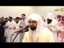 ﴿واعفُ عنا واغفرلنا﴾ آيات باكيه الليلة الثالثة من رمضان 1439 للشيخ ناصر القطامي