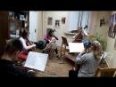 ансамбль виолончелистов доминанта