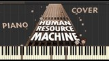 Human Resource Machine Theme - Synthesia Piano Cover
