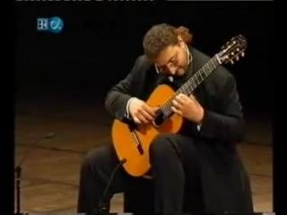 Aniello Desiderio - Венецианский Карнавал (Таррега-Паганини)