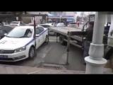 Закон суров но это закон эвакуация автомобиля сотрудников ДПС г. Геленджик