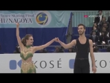 Gabriella Papadakis _ Guillaume Cizeron SD 2017 Nagoya GP Final