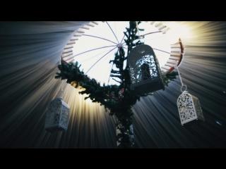 Юрта Деда Мороза в Абзаково